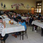 Comedor escolar 007
