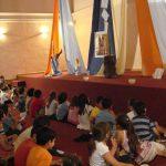 Comienza el curso y el oratorio se llena de vida.