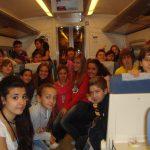 Participamos en el tren misionero.