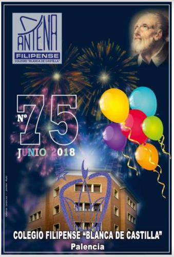 Revista Antena Filipense - nº 75