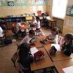Convivencia alumnos 1º y 2º de Educación Primaria