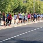 Marcha promisiones Filipenses (Blanca de Castilla - Palencia)