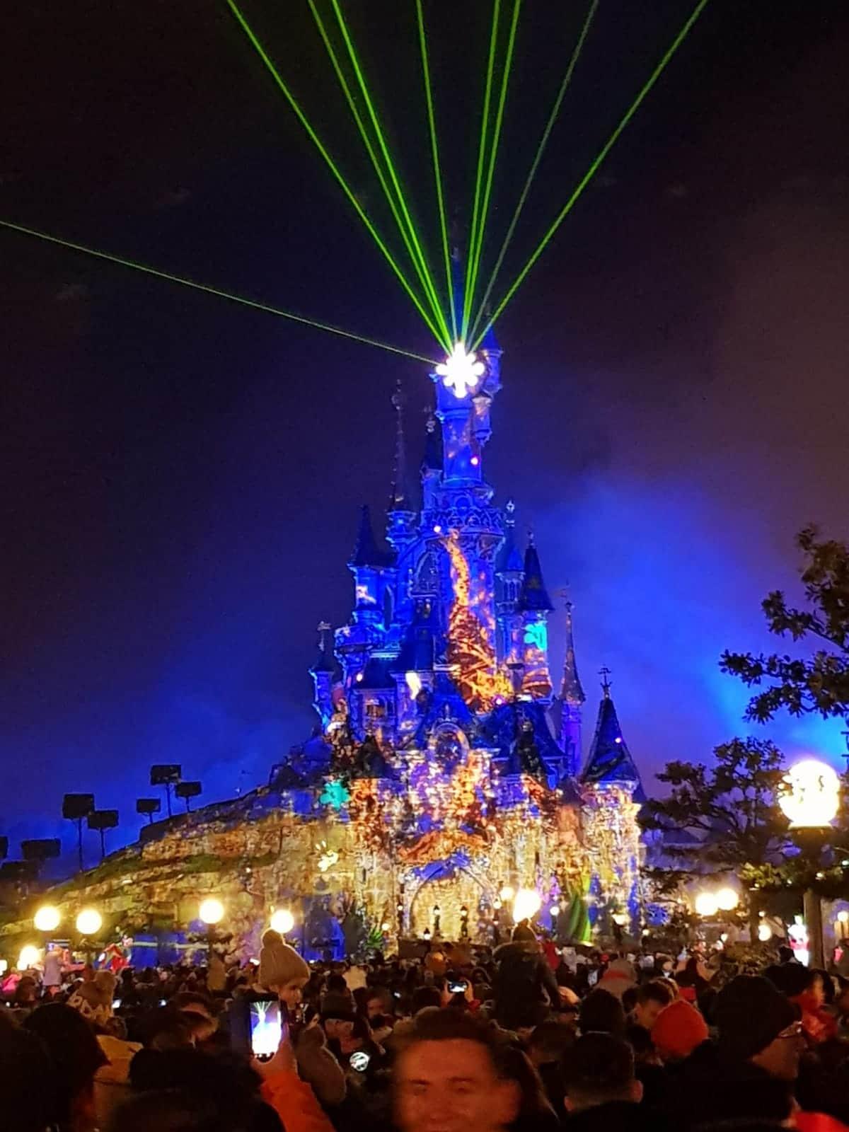 Disneyland París envuelve con su magia a los alumnos del Colegio Blanca de Castilla (18-19)