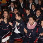Kilema en el Colegio Blanca de Castilla de Palencia