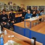 Laboratorio de química - Colegio Blanca de Castilla