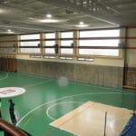 Pabellón deportivo - Colegio Blanca de Castilla