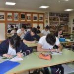 Aula de plástica - Colegio Blanca de Castilla