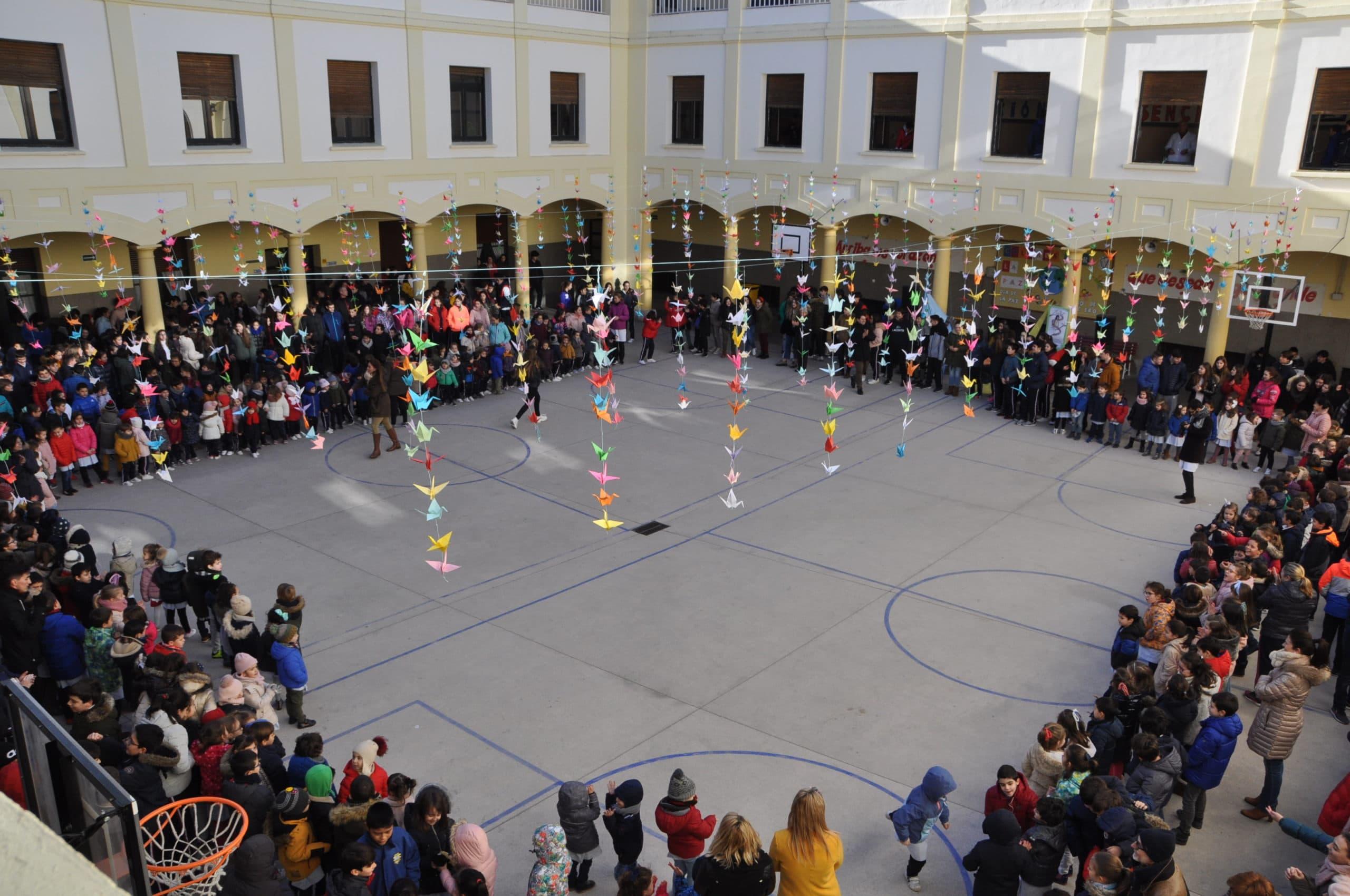 Fotos Pastoral Colegio Blanca de Castilla