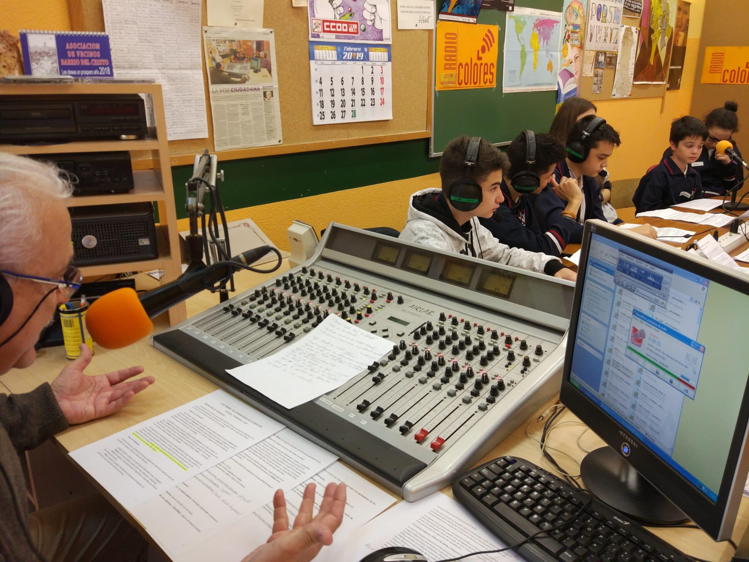 Día internacional de la radio 2019
