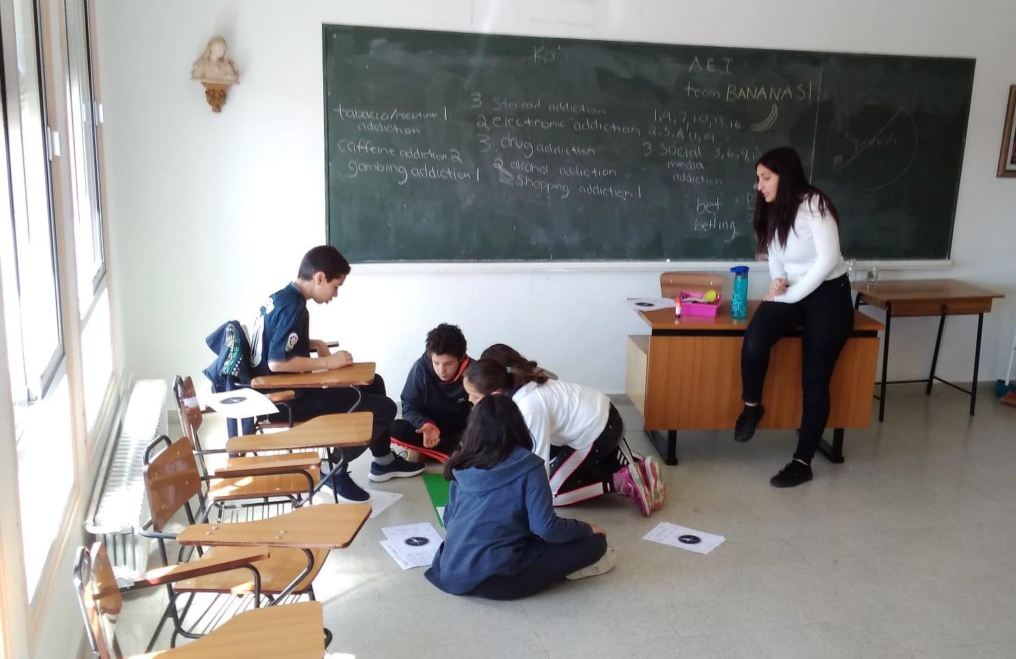 2º día inmersión lingüística 6º de Educación Primaria