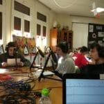 Día internacional de la mujer 2019 - Colegio Blanca de Castilla