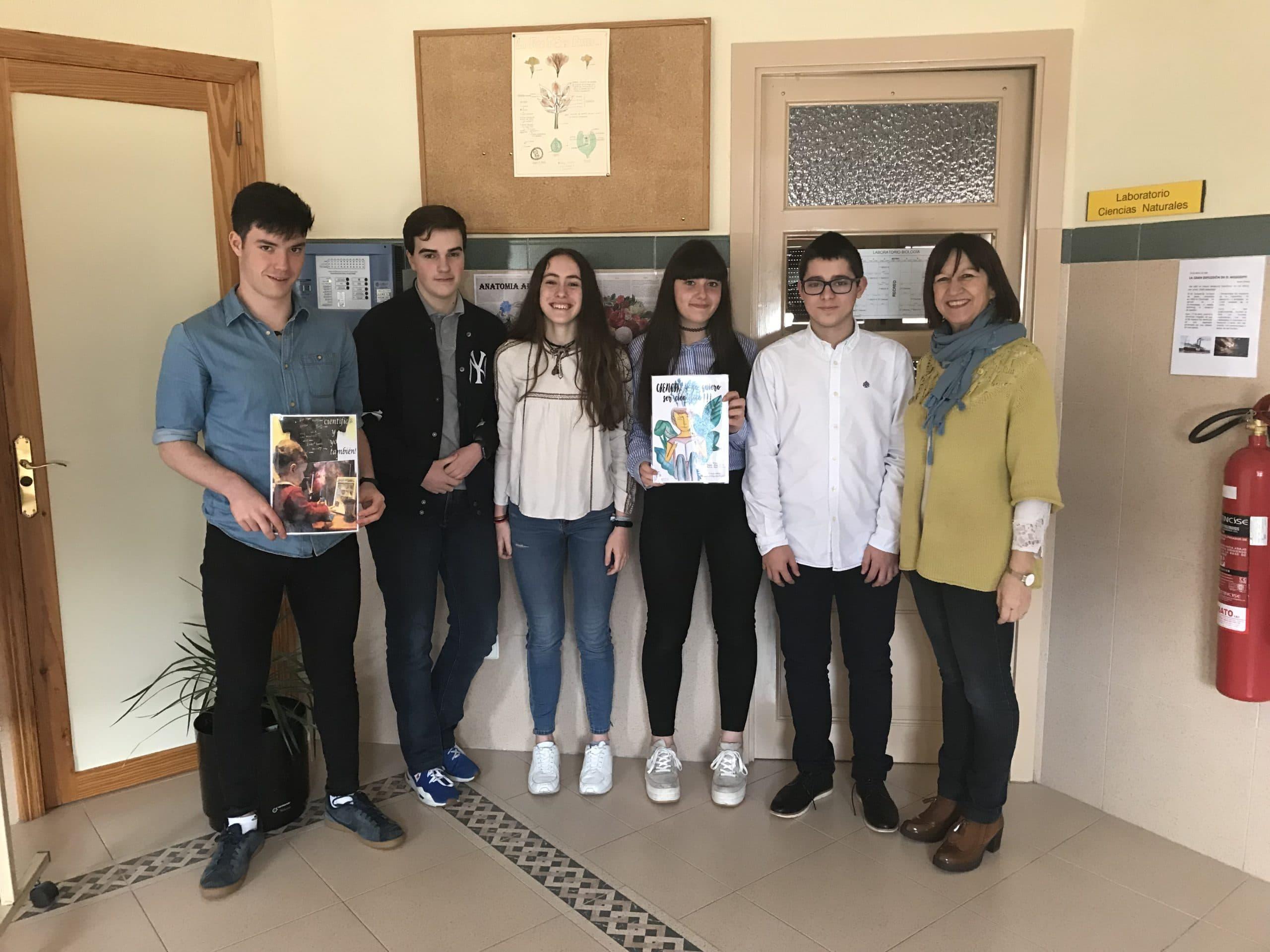 Programa Investiga I+D+i (Colegio Blanca de Castilla de Palencia)