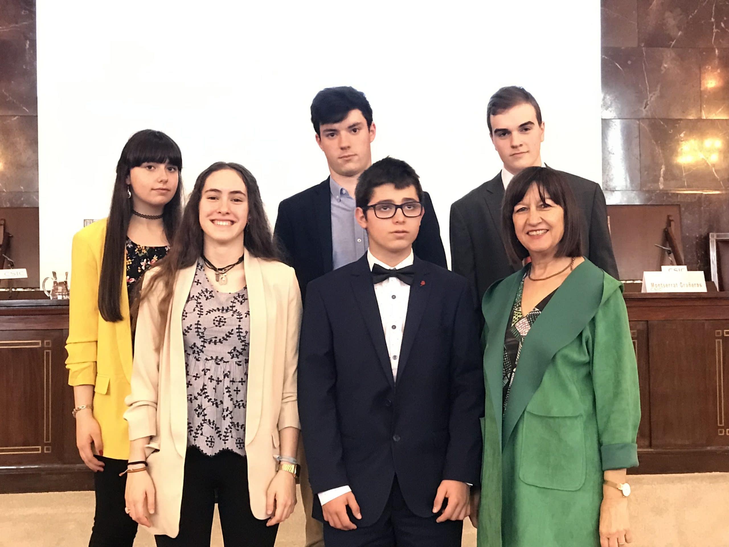 X Congreso Investiga I+D+i (Colegio Filipense Blanca de Castilla)