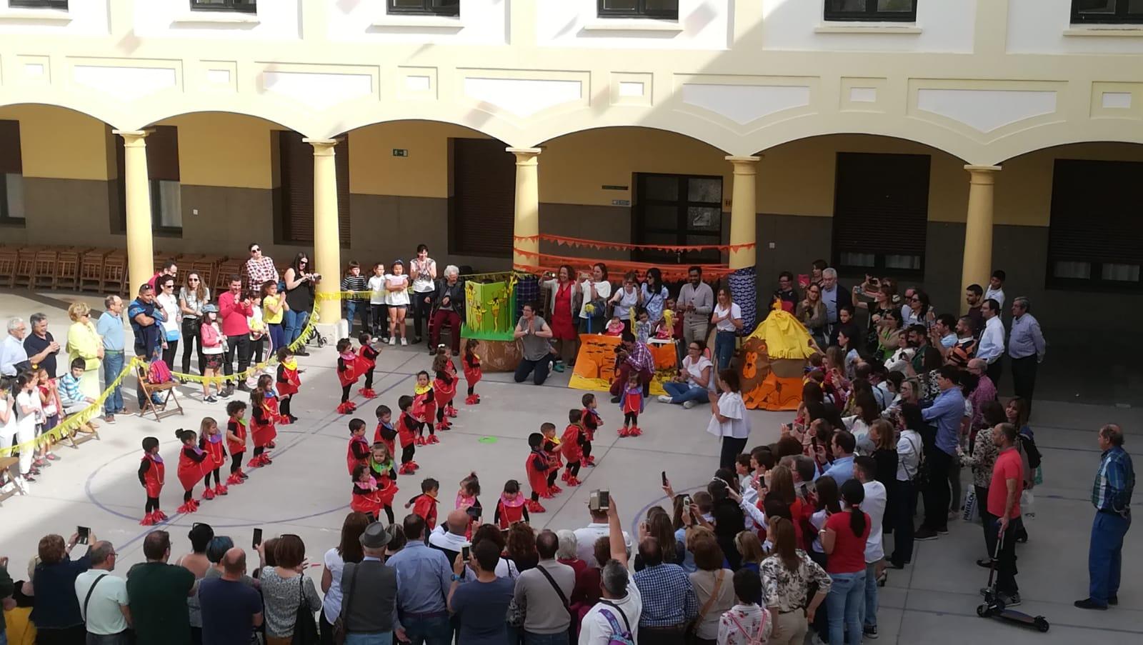 Fiesta de San Felipe en la Ludoteca Pipo el Bueno
