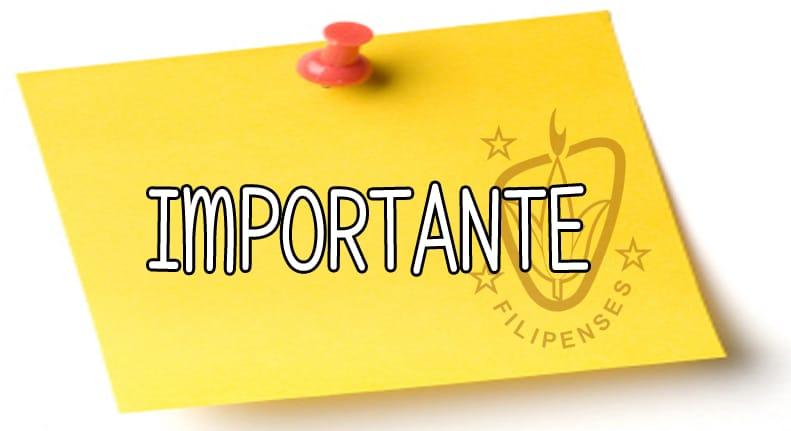 Aviso importante Colegio Blanca de Castilla