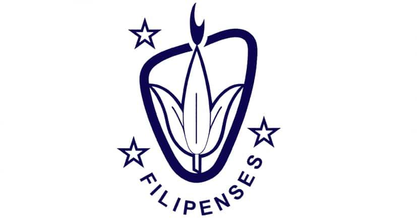 Logo Filipenses para la web del Colegio Filipense Blanca de Castilla de Palencia