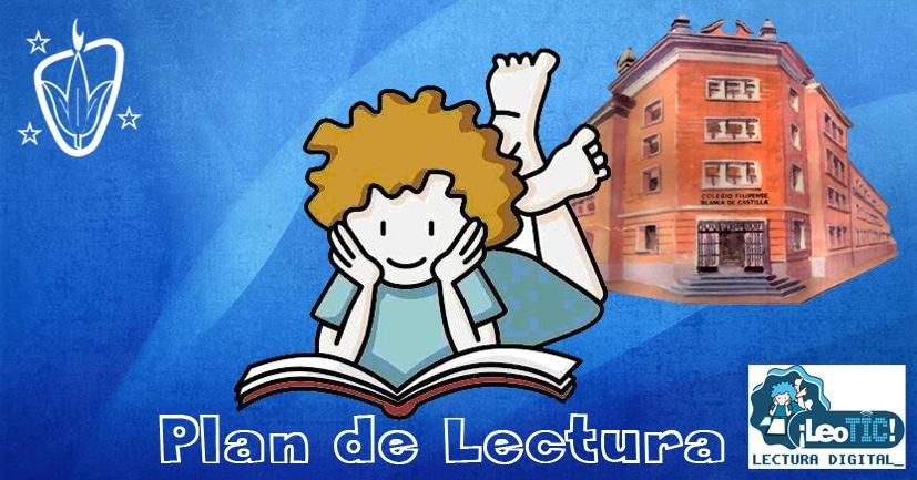 Plan de Lectura del Colegio Filipense Blanca de Castilla de Palencia