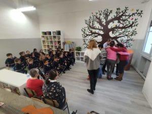 Las diferencias nos enriquecen (visita de la Villa San José a alumnos de 1º de Educación Primaria)
