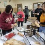 """Campaña contra el hambre 2020 celebrada en el Colegio Filipense """"Blanca de Castilla"""" de Palencia"""