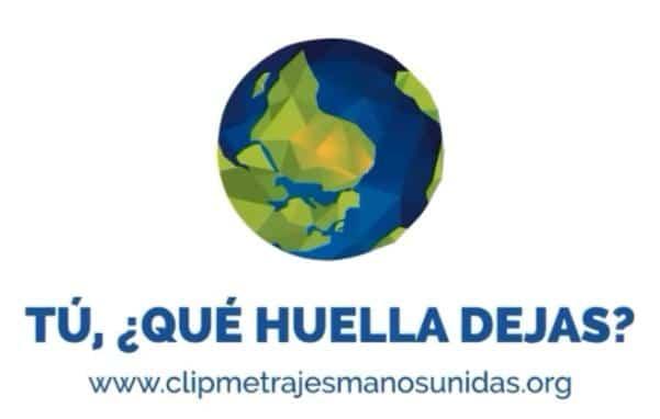 Participación en el concurso de clipmetrajes de Manos Unidas por alumnos del Colegio Blanca de Castilla