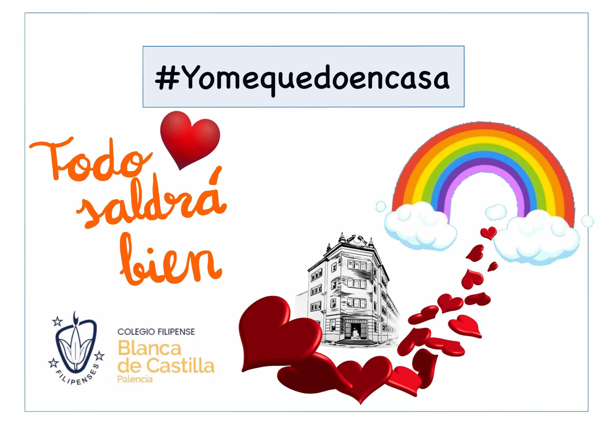 Queridos alumnos #Yomequedoencasa