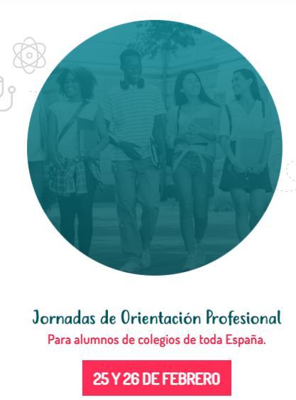 Jornadas de Orientación Profesional en el Colegio Filipense Blanca de Castilla