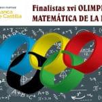 Tres alumnos del Colegio Filipense Blanca de Castilla de Palencia finalistas en la XVI Olimpiada Matemática de la ESO a nivel provincial