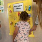 Los alumnos de 1º de Educación Primaria del Colegio Filipense Blanca de Castilla celebramos el día mundial del reciclaje aprendiendo la regla de las 3 R