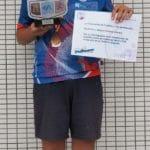 Participación de alumnos de Primaria en el Campeonato Benjamín de Verano de natación.